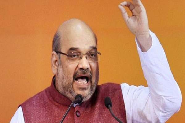 Do not take the coalition of 'buah-nehtija' lightly: Amit Shah