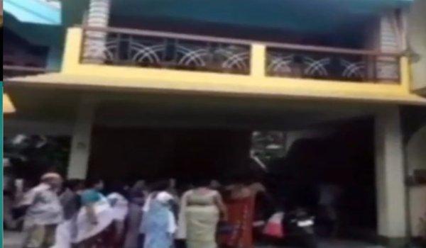 assam : Woman files FIR against brother over parents' suicide in Sivasagar