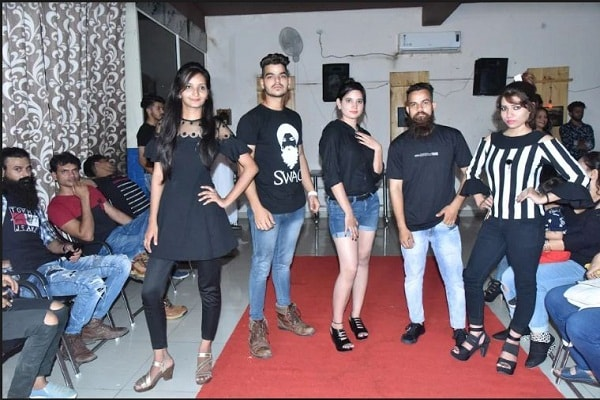 first audition ceremony of the Rani Fashion Showcase in Jaipur