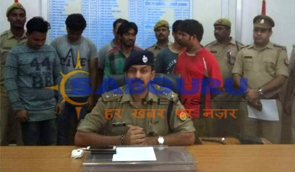 Allahabad: 7 held for selling blood illegally