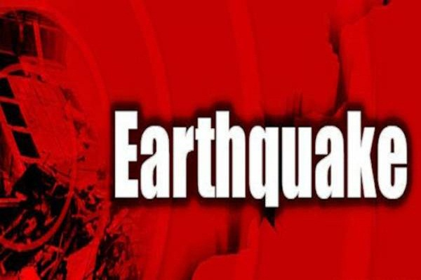 Lightning shocks of earthquake in Thane district