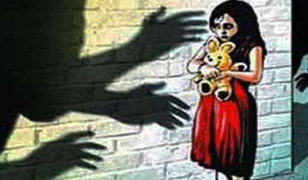 4 year old girl raped in Satna