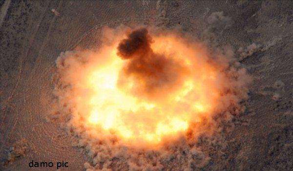 man  blasts self by detonator in udaipur