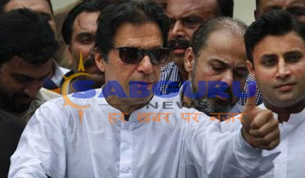 Cricket fraternity congratulates Imran Khan on claiming victory in polls
