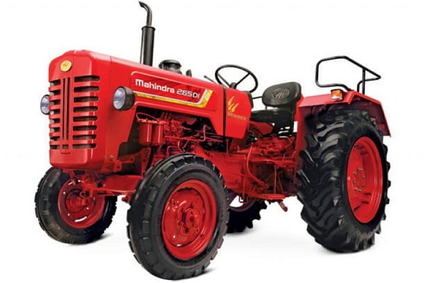 Mahindra's Farm Equipment Sector sells 39,277 units in India during June 2018
