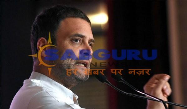 Rahul Gandhi again attacks PM Modi over Rafale issue