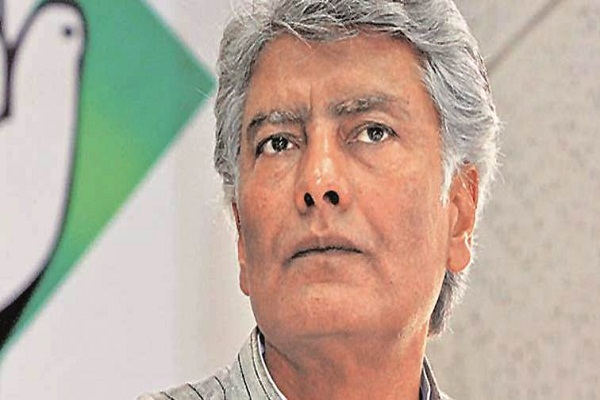 Industrial sector should be built in view of Punjab's economic situation: Sunil Jakhar