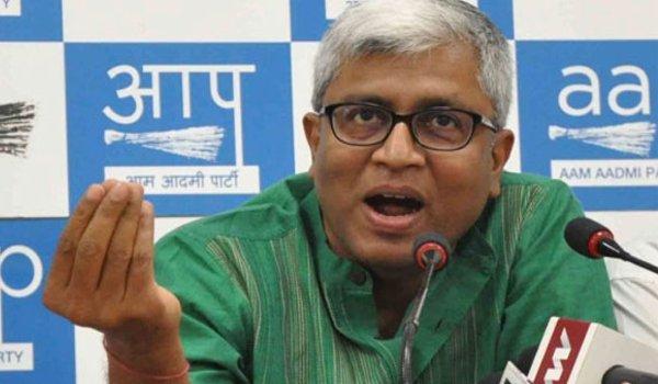 Arvind Kejriwal refuses to accept AAP leader Ashutosh's resignation