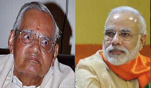 PM Modi visits AIIMS to inquire about Atal Bihari Vajpayee's health