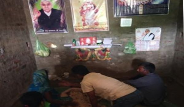 self-styled godman Rampal fans try to bring back dead in kendrapara