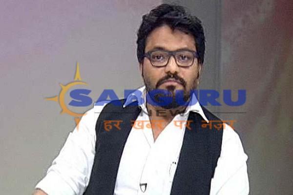 राजनीति में तृणमूल कांग्रेस काला अध्याय : बाबुल सुप्रियो