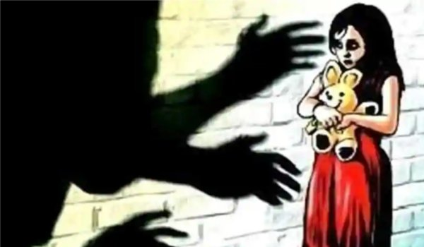 five year old girl raped by cousin brother in Bahraich