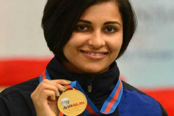 Heena Sidhu bronze medal in 10m air pistol