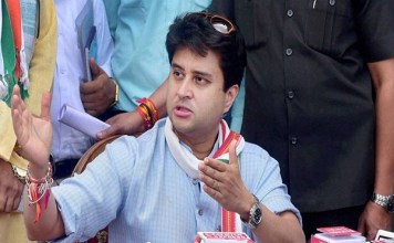 State BJP government is the most corrupt government in the country: Jyotiraditya Scindia