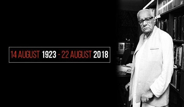 Veteran journalist Kuldip Nayar dies at 95