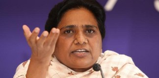 Mayawati says Non-BJP ruled states are dealing with step-deed