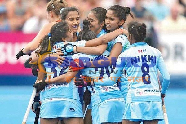India Women's Hockey Rankings 9th in men and men's 5th place