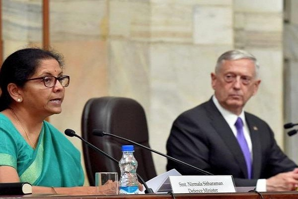 India and America's 'To Plus Two' meeting begins