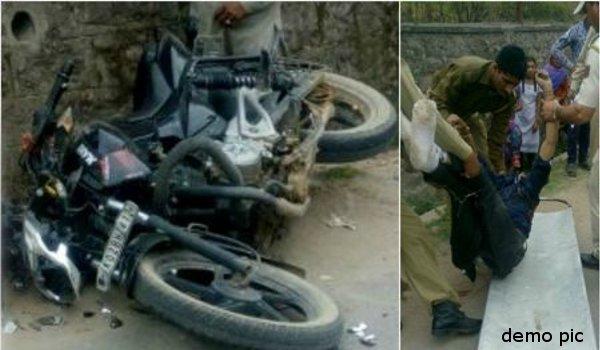 Three people killed in Safari car-bike collision in Alwar