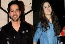 Varun Dhawan not working with Sarah Ali Khan
