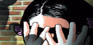 three year old girl raped by baba inside temple in bhind