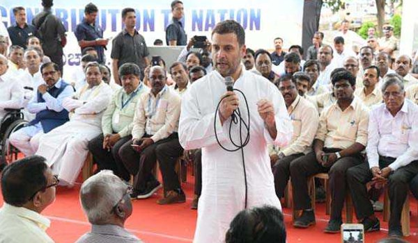 HAL a strategic asset, country owed a debt to it : Rahul Gandhi