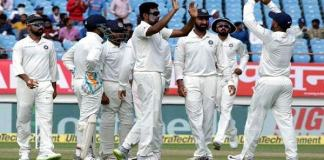 India's biggest test win of Test history by west indies