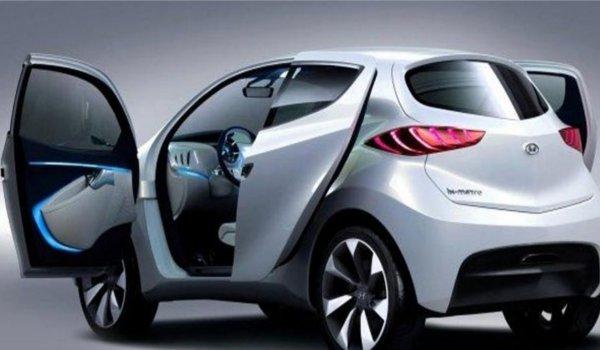 Hyundai launches new santro, price at Rs 389900