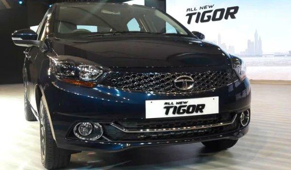 Tata Motors launches new Tigor at Rs 7.38 lakh