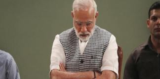 Modi also stood in the dock, did such a scandal, go?