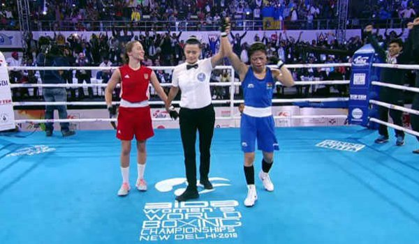 Mary Kom Creates History, Wins Record Sixth World Championship Title