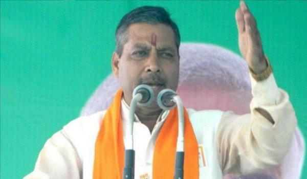 dropped from candidates list, alwar city MLA Banwari Lal Singhal