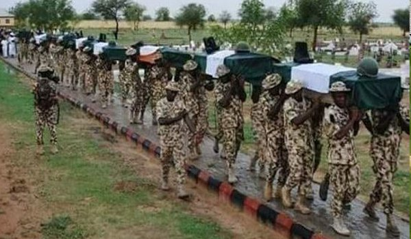 Boko Haram killed 70 soldiers in military base attack