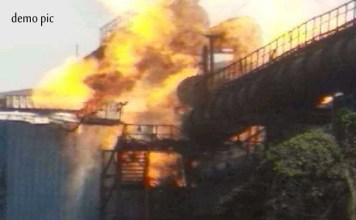 Fire at Reliance's IPCL plant in Nandesi Industrial Area