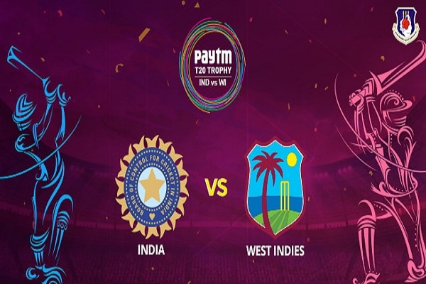 ind v wi 2nd t20 match new Econa Stadium