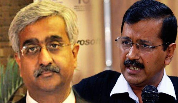 Anshu Prakash : Delhi Chief Secretary Who Accused Arvind Kejriwal of assault, transferred