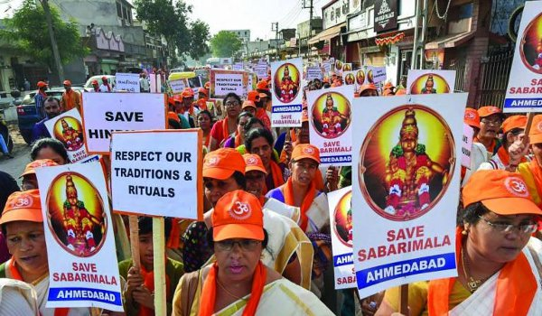 BJP launches Rath Yatra in Kerala to protect tradition of Sabarimala