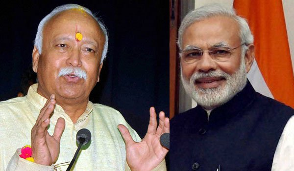 PM Modi and RSS chief Mohan Bhagwat to meet in Varanasi on November 12