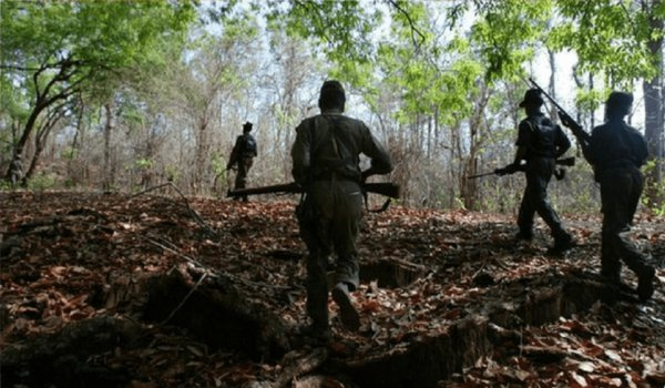 Chhattisgarh : Eight Naxal maoists killed, two jawans martyred,Sukma encounter, encounter, sukma news