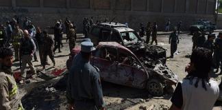 Bomb blast in Afghanistan kills three people