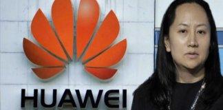 Huawei CFO arrested for violating US trade sanctions