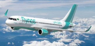 Codeshare agreement from Jet Airways to Flynas