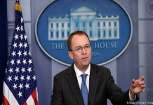 Mik Mulvane appointed White House Executive Chief of Staff