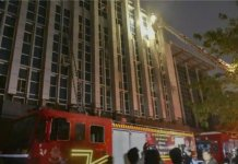 Mumbai hospital fire: death toll rises to 8