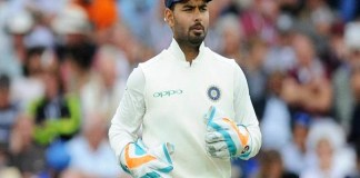 Rishabh Pant equalized with Mahendra Singh Dhoni in test