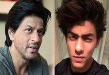 Shahrukh says Aryan Actor does not want to be director