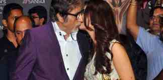 Amitabh and Aishwarya will now be together in the film Romance