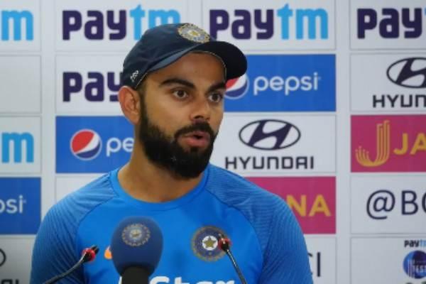 Virat Kohli asked Dhoni's dismissal remained crucial