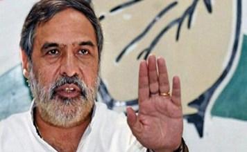 Anand Sharma blame pm Modi becomes BJP's chief campaigner