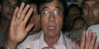 Arunachal Pradesh's former Chief Minister Gegong Apang resigns from party